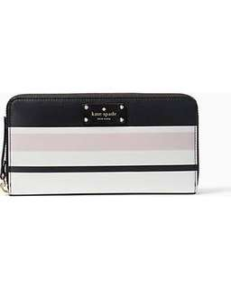Authentic Kate Spade Black Grove Street Wallet
