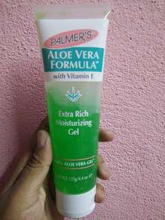 Palmer Aloe Vera Formula with Vitamin E Extra Rich Moisturizing Gel