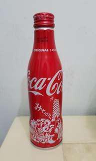 [全新] Coca Cola 可口可樂日本2018北東北限定紀念可樂鋁樽