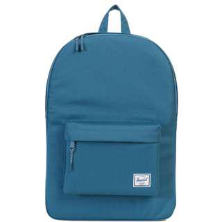 全新 Herschel Supply Backpack, Indian Teal 湖水藍色, 22L