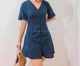 Karinna Buttoned Down Dress