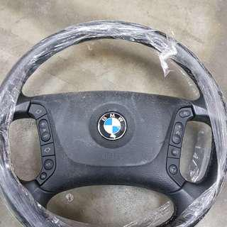 Bmw e39 steering wheel with airbag