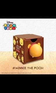 Winnie the pooh Tsum Tsum drawer