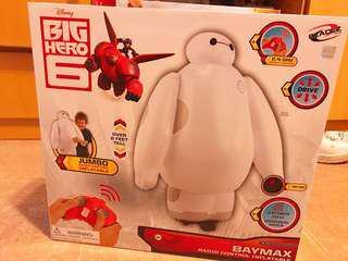 Baymax 醫神 吹氣遙控 玩具