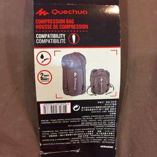 Quechua compression bag (for sleeping bags)