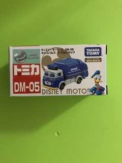 Tomy Donald Duck & Daisy Duck 4款車仔加埋$100(不散賣)
