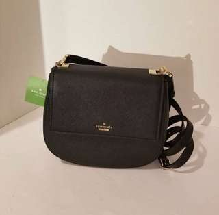 Authentic Kate Spade Byrdie Black