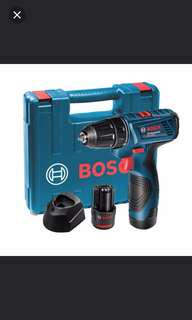 Bosch Cordless Drill GSR 120-Li