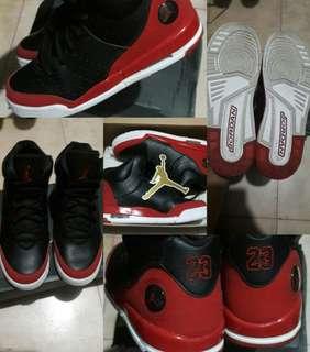 Authentic Jordan with box & sticker