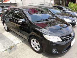 2011年 豐田 Altis E版