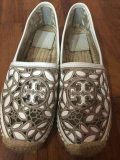 Tory burch shoes size euro38 US7