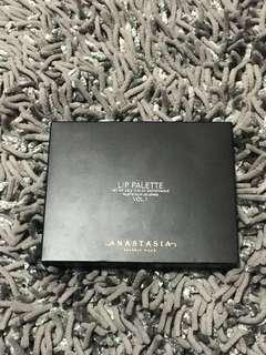 NEW Anastasia lip palette Vol 1
