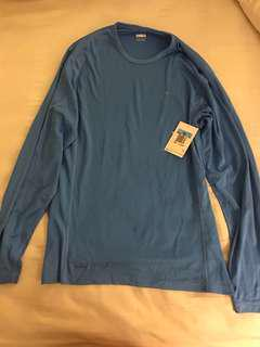 BNWT Authentic Nike Men Long Sleeve Dry-Fit Jersey