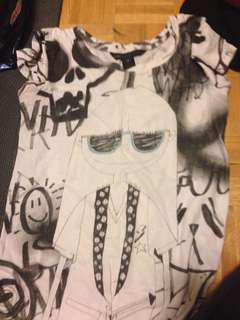 Marc Jacobs shirt size XS