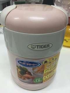 Tiger 保溫飯壺