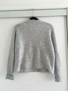 Mock neck sweater (warm)