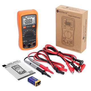 (BNIB) NEOTECK Auto Ranging Digital Multimeter - NT8233D Pro (Brand New Boxed)