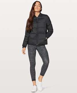 REDUCED - BNWT Lululemon jacket