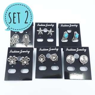 Earrings Set 2