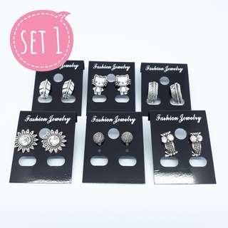 Earrings Set 1