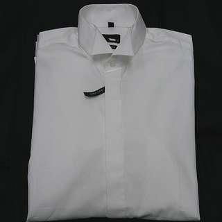 Jake's P&C KG 男裝禮服袖衫  Jake's P&C KG Wing Tip Collar shirt