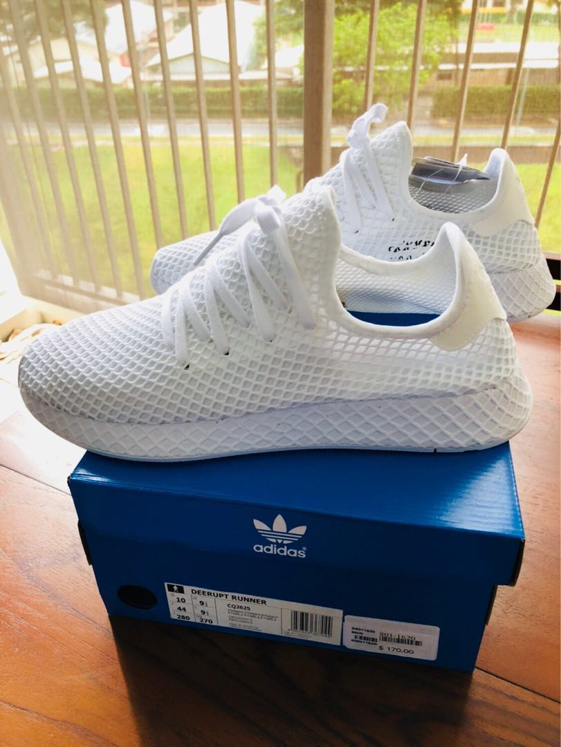 7a55cec58 Adidas DEERUPT Runner  White