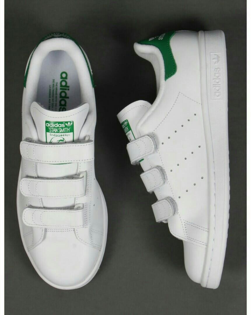Adidas Stan Smith Velcro, Women's