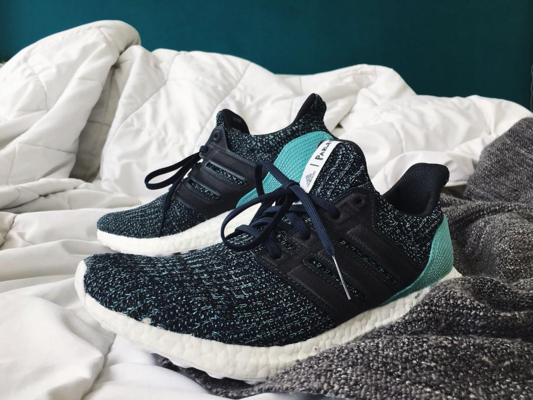 online store b0e26 03fda Adidas Ultra Boost 4.0 x Parley