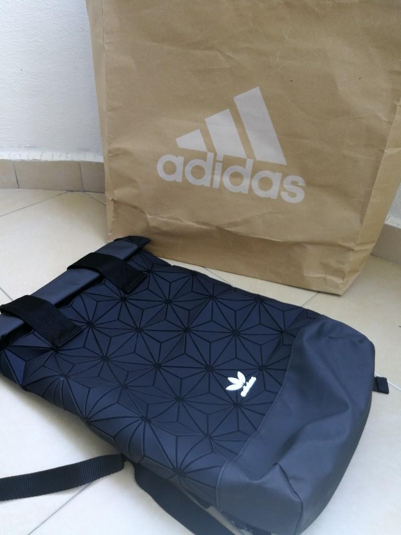 Adidas x Issey Miyake 3D Mesh bags Black 7f1fe48d7ab95