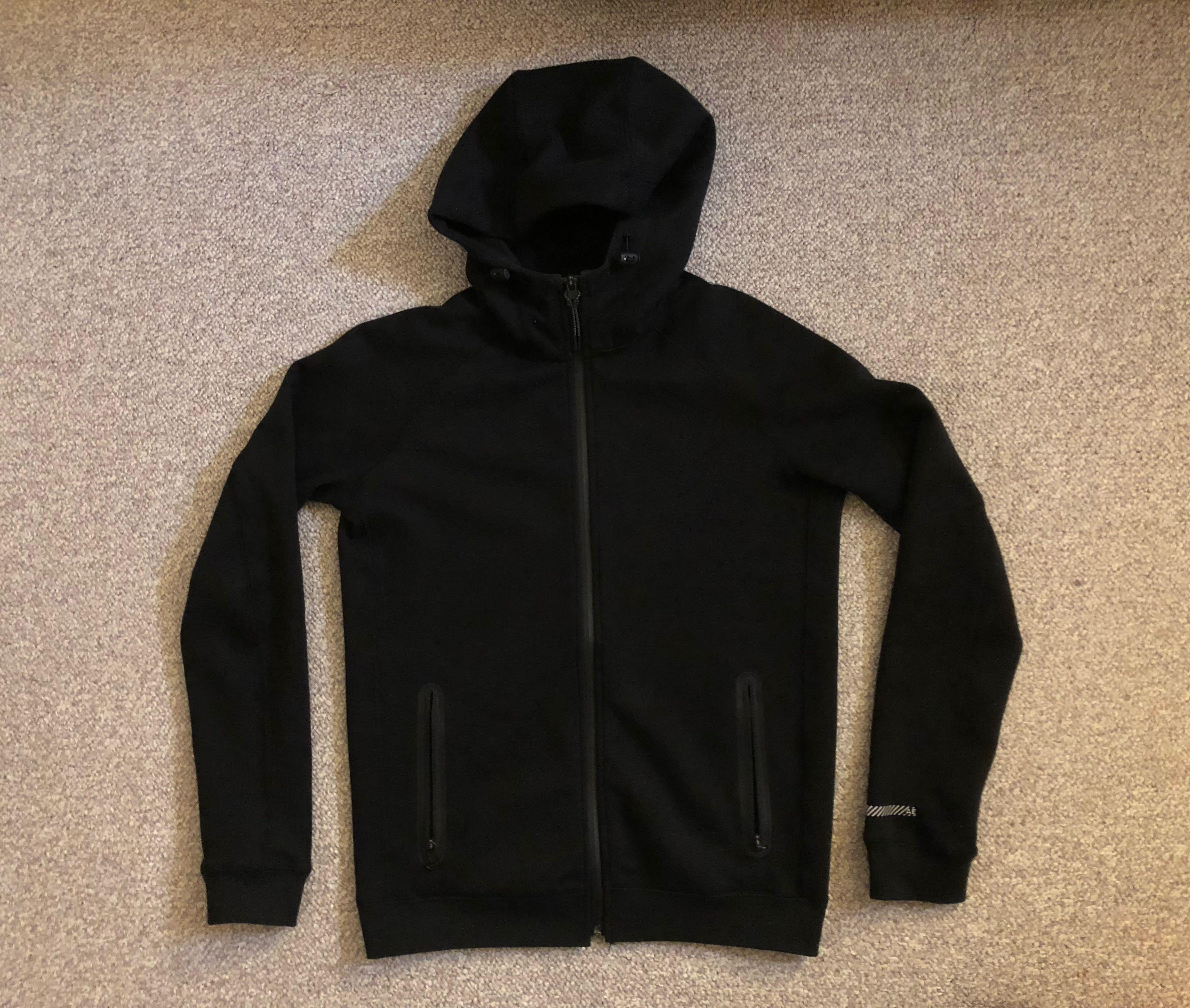 American Eagle Outfitters Black Jacket