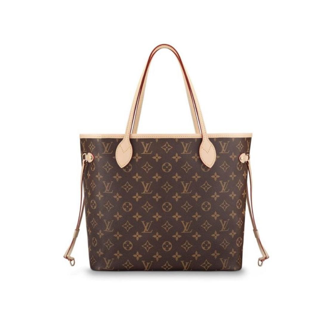 cc2ef7b8f2f4 Authentic Quality Louis Vuitton Neverfull Canvas Tote Bag LV Collection  Shoulder Bag Women s Bag