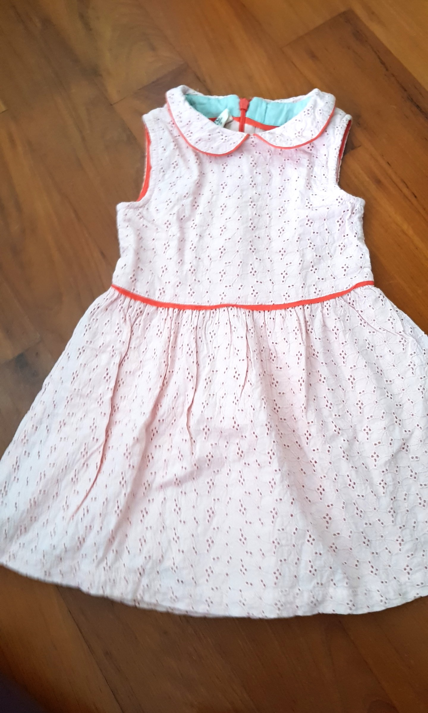 9b45ea47e Baby Girl Dress Mini Boden, Babies & Kids, Babies Apparel on Carousell