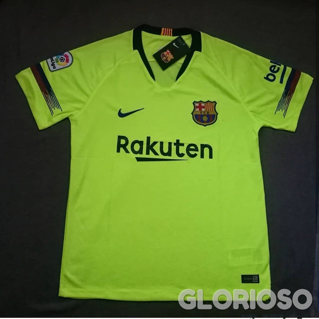 sale retailer ecfd3 6a848 BARCELONA AWAY KIT 2018/2019