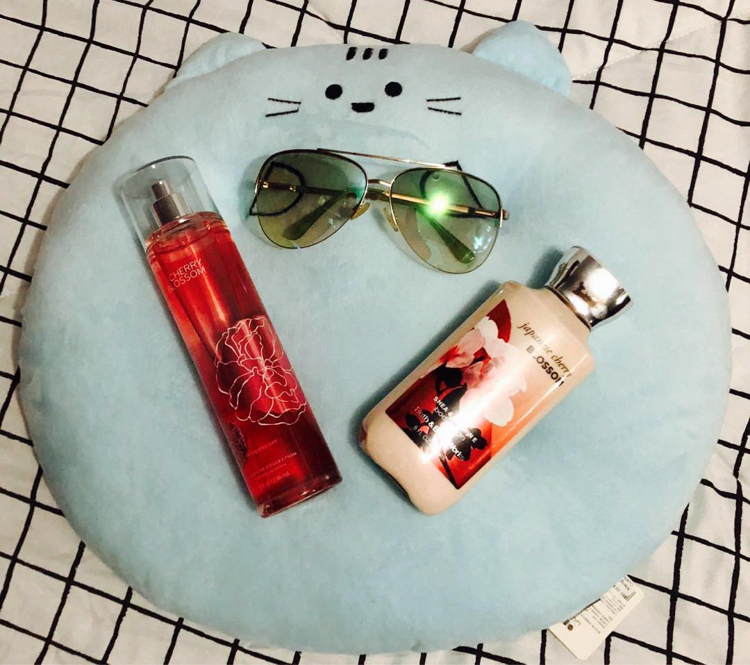 Bath & Body Works Cherry Blossom/Japanese Cherry Blossom, Preloved ...