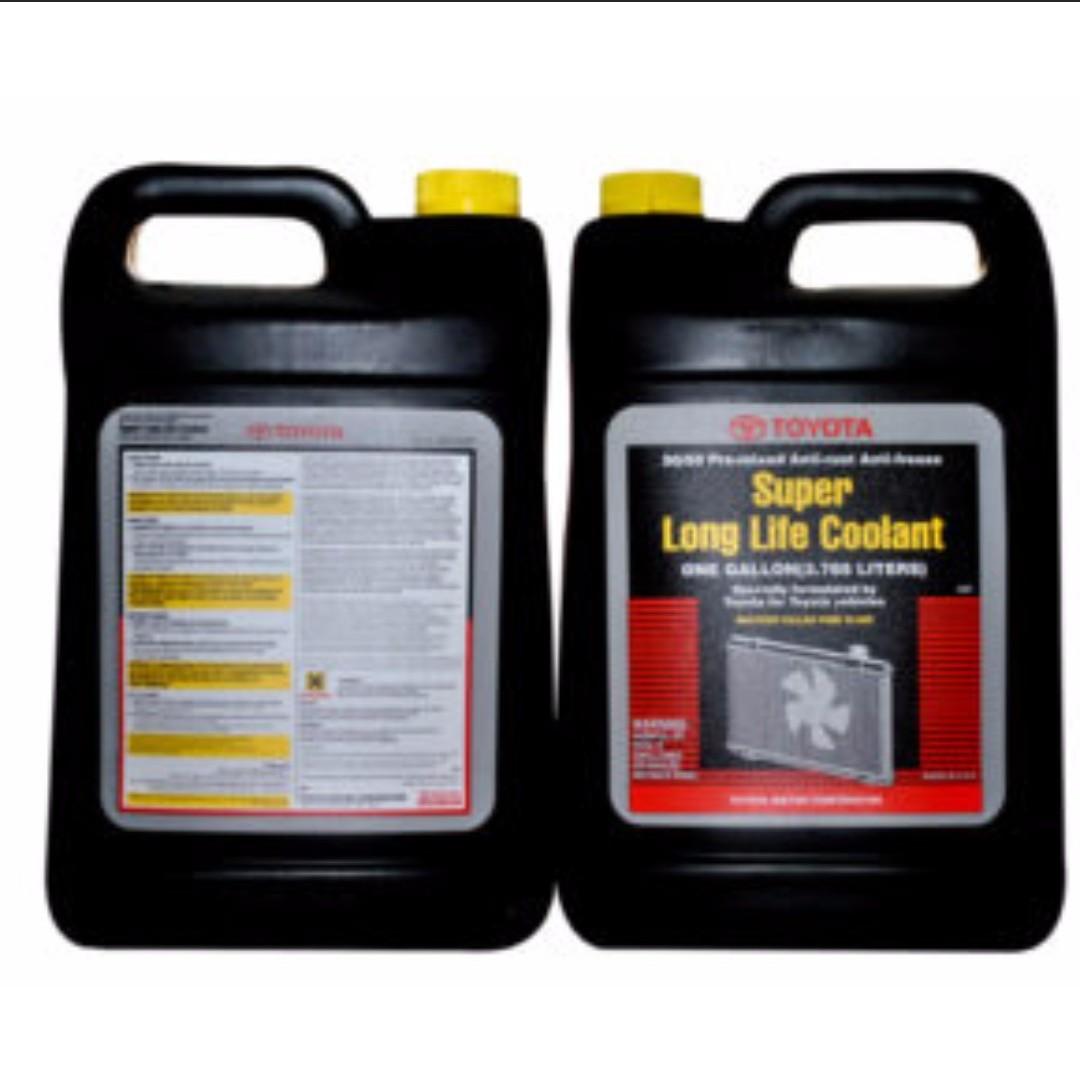 Toyota Super Long Life Coolant >> Bn Toyota Super Long Life Coolant 1 Gallon 3 785 Litres