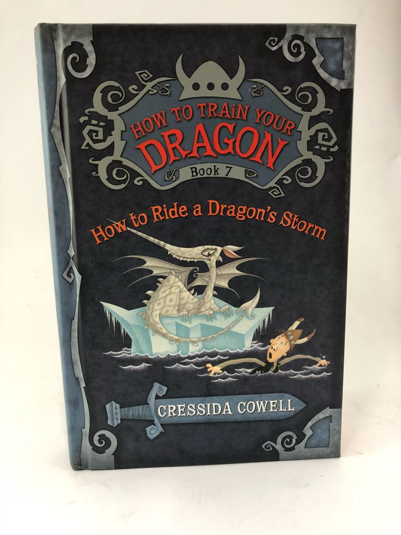 Book 7 how to ride a dragons storm from how to train your dragon photo photo photo photo fandeluxe Gallery
