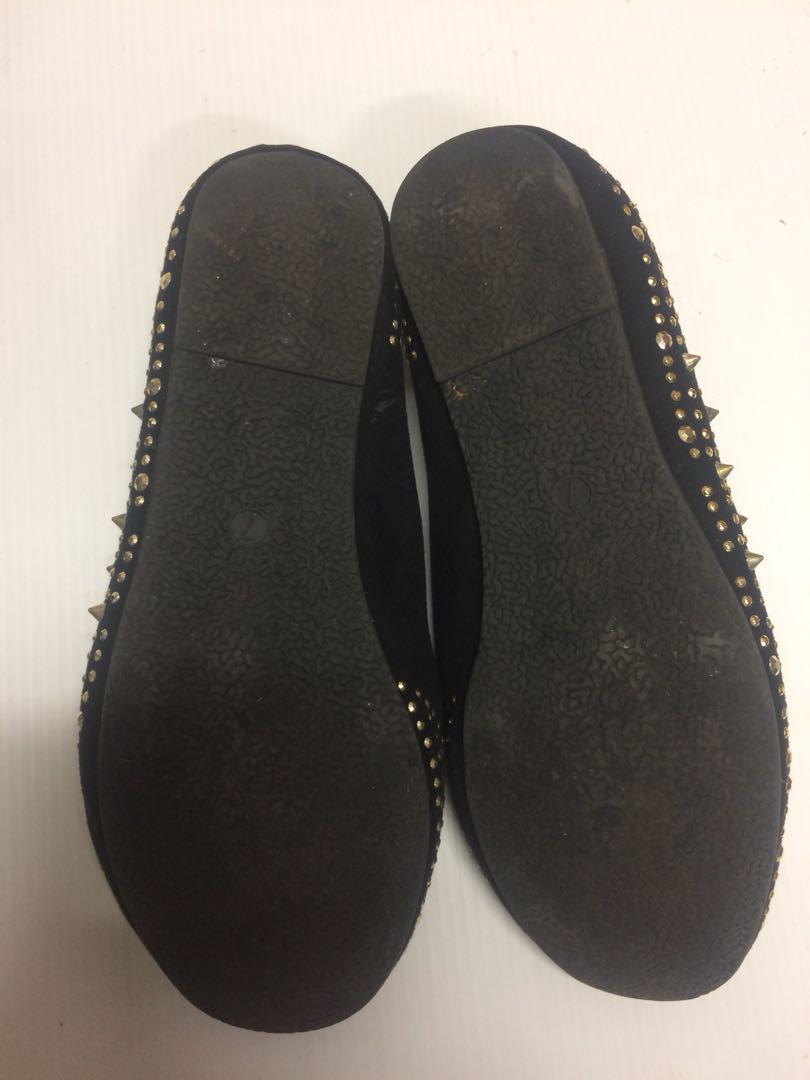 BUNDLE Two Sparkly Flats for $5! Size 7