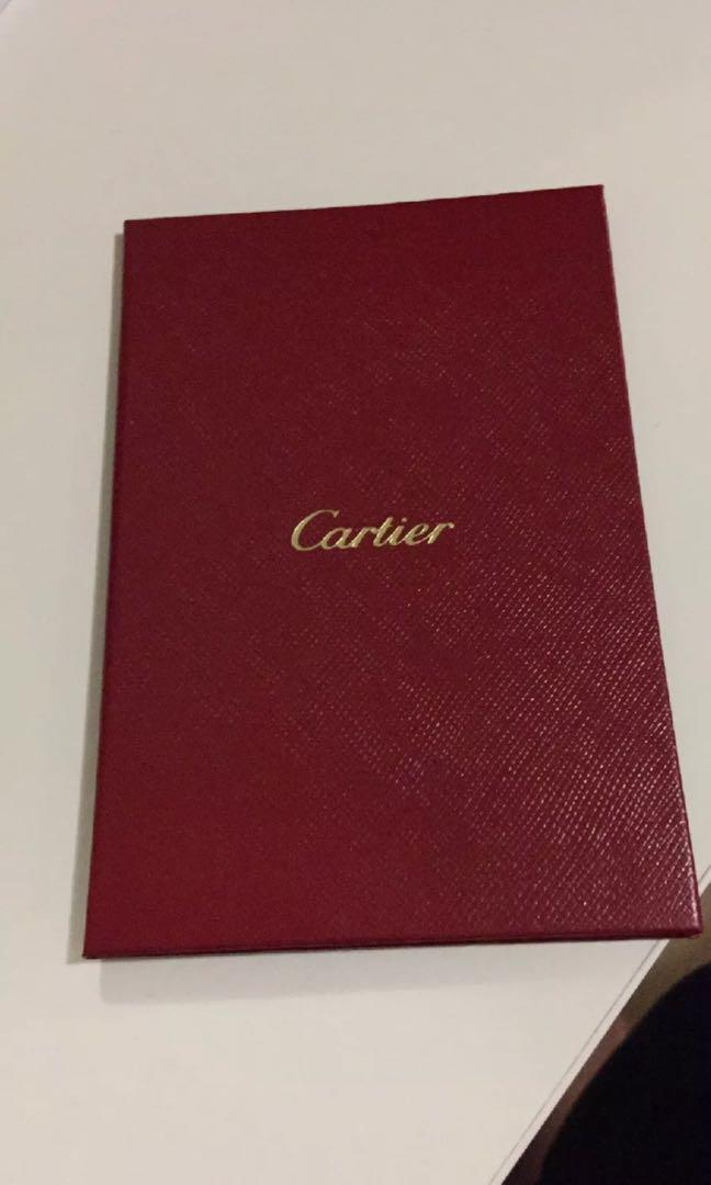 Cartier yellow gold necklace Rrp3150