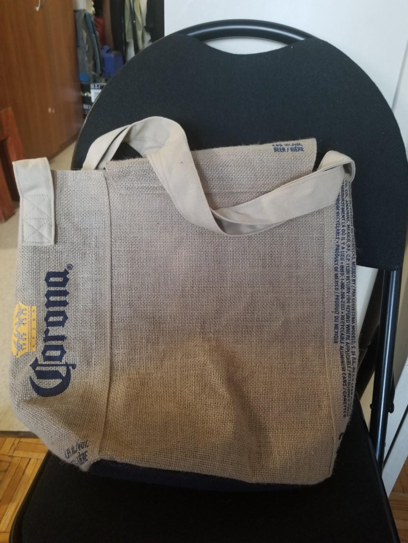 Corona extra bag