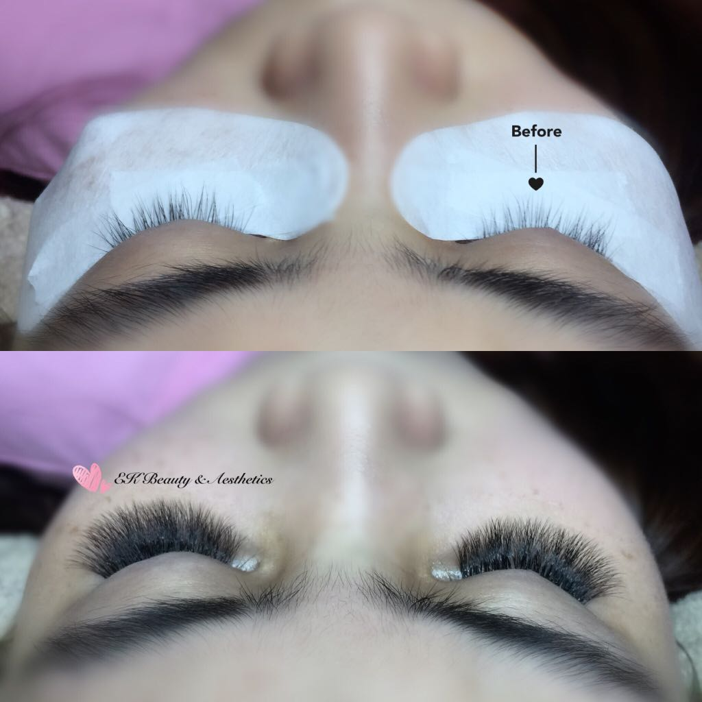 f7df8163484 Eyelashes extension, Health & Beauty, Makeup on Carousell