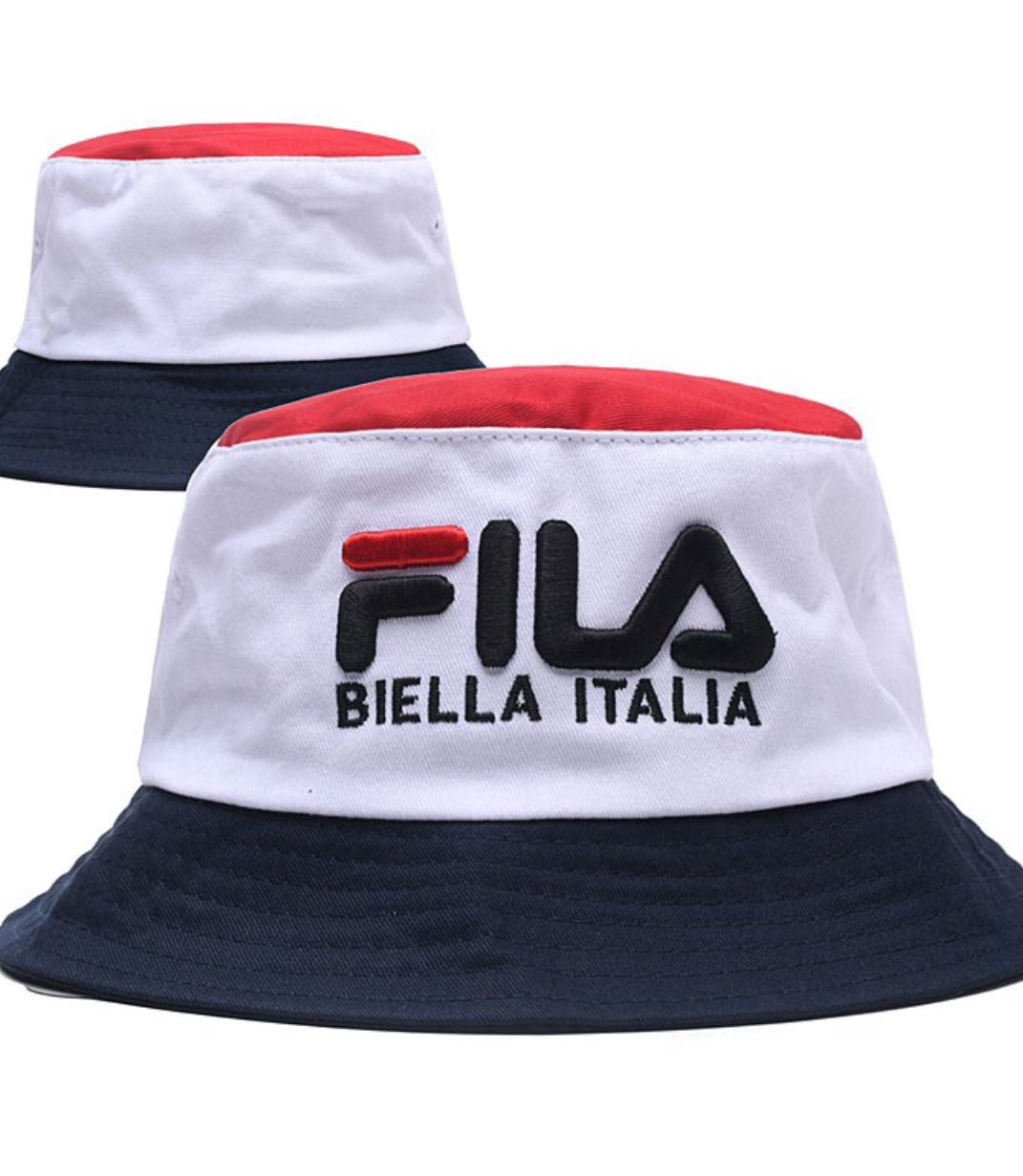 france fila bucket hat online shop preorder preorder mens fashion on  carousell 883e6 db1b3 b86faca47bce