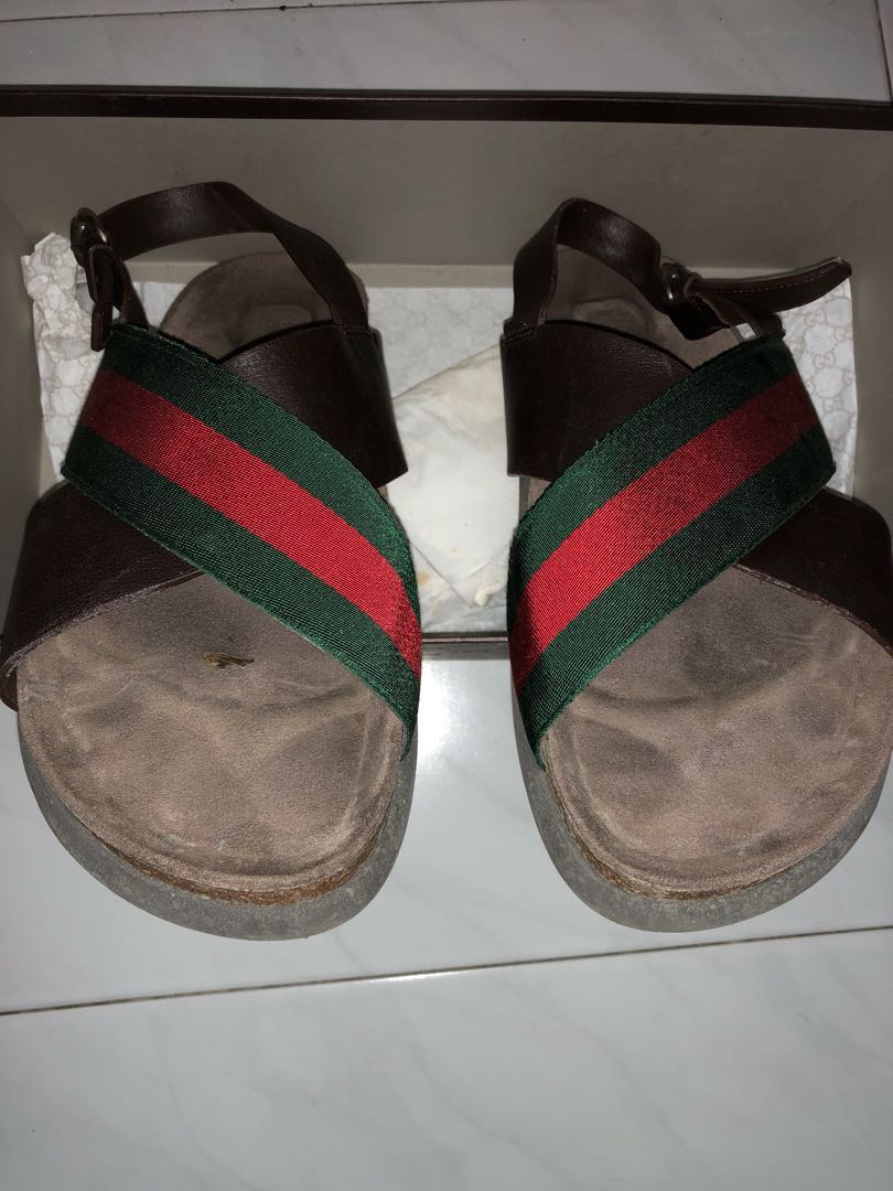 b56aeee712d Gucci sandals size US12