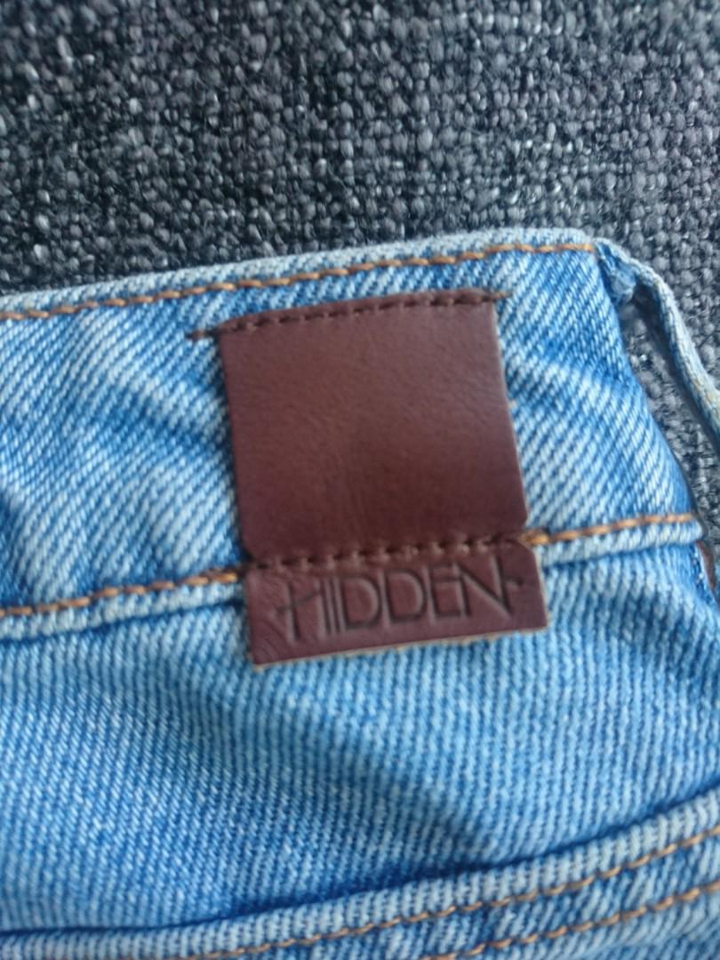 High rise Hidden jeans, sz 26