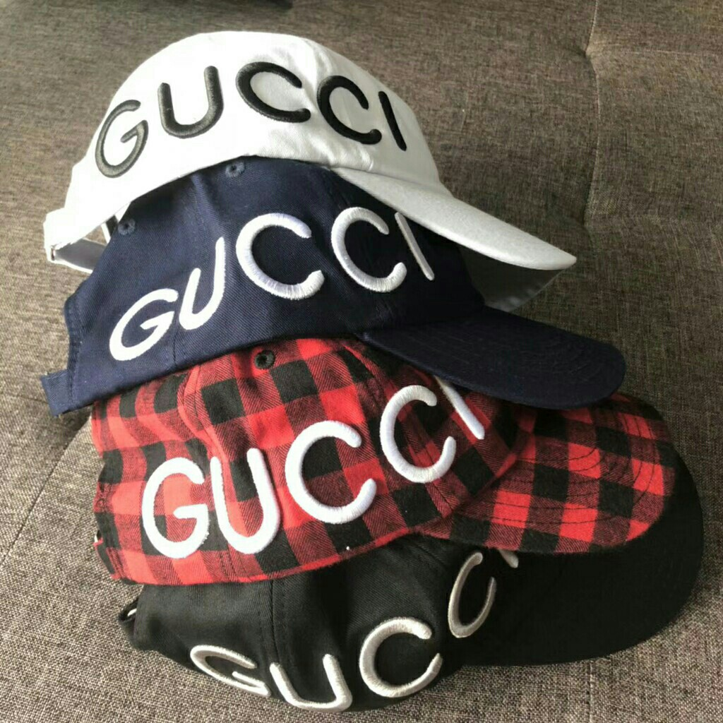 08a58af9db9 INSTOCK • GUCCI CAPS •LIMITED STOCK