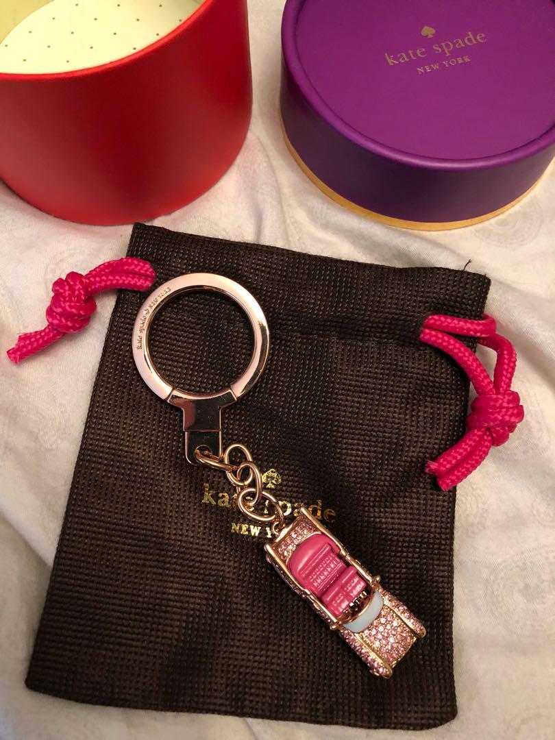 Kate Spade keychain