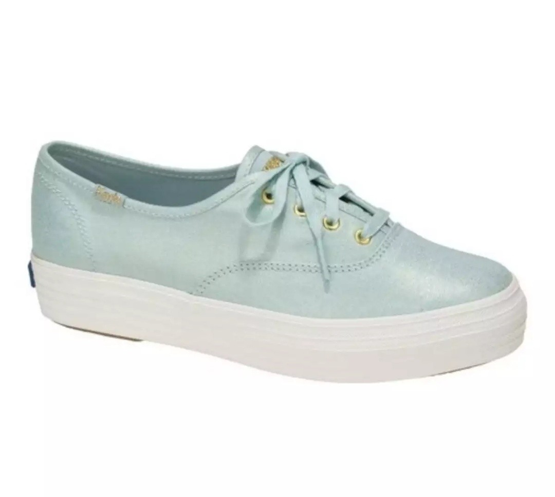 479e0730d8e8b Keds Champion Metallic Linen Shoes