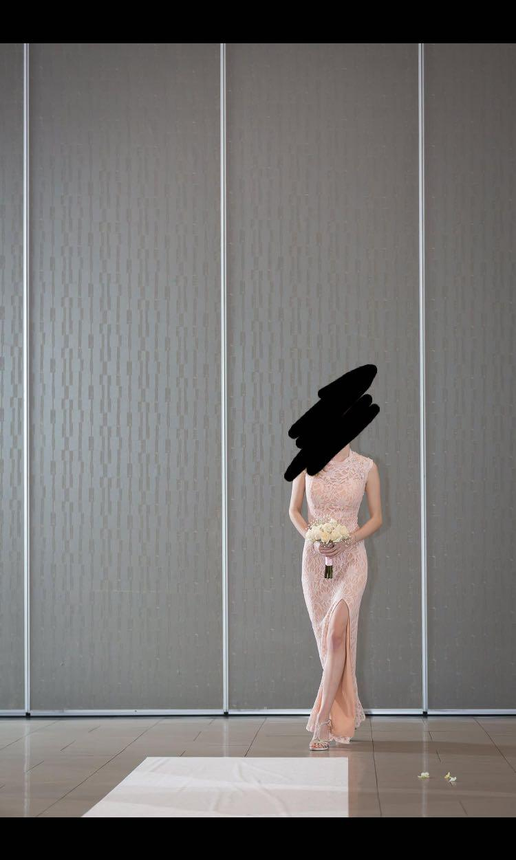 Le chateau prom/bridesmaid dress