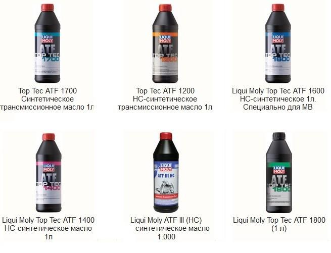 Liqui moly ATF TOP TEC 1800, Cars, Other Vehicles on Carousell