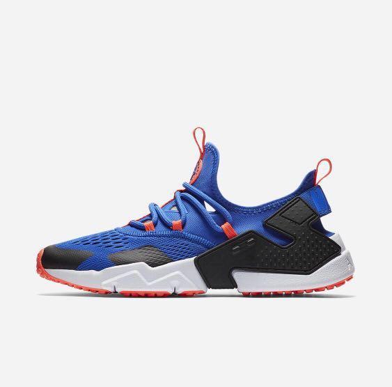 52e4ff5f0ece Men s Nike Air Huarache Drift Breathe - Racer Blue