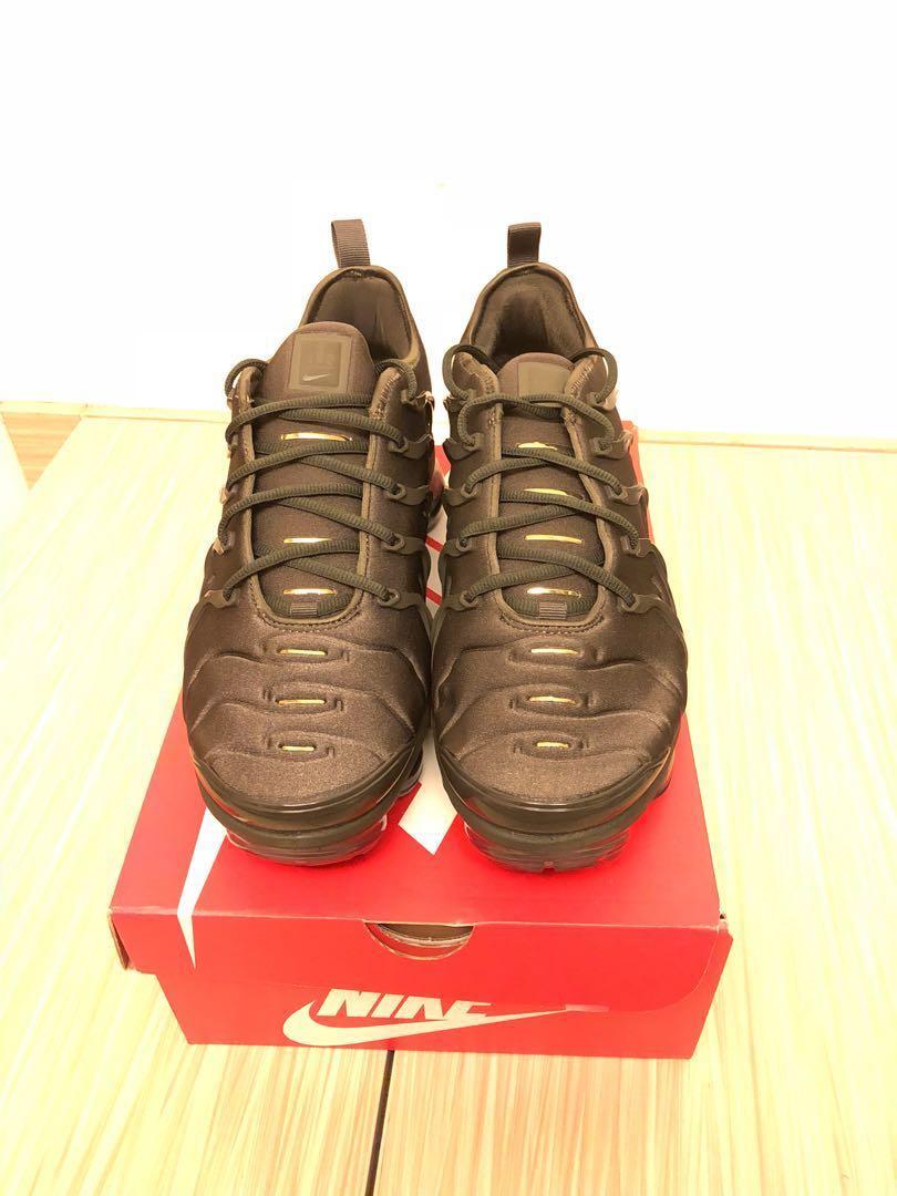 77a3f53816b4f Nike Air Vapormax Plus - Cargo Khaki   Sequioa - UK 9
